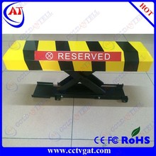 CE certificated automatic parking lock security system/car park lock/parking lot space barriers GAT-ABS6