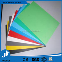 3mm foam sheet white pvc extrud board for sign board