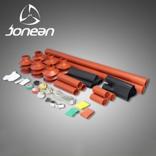 International On sale Jonean 2016 new high quality PE/PVDF specification table co-connection heat shrinkable cable accessories