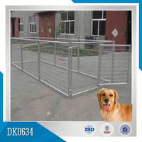 Large Outdoor Modular Panel Dog Kennel