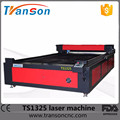 TSH1325 260w co2 laser nonmetal cutting machine