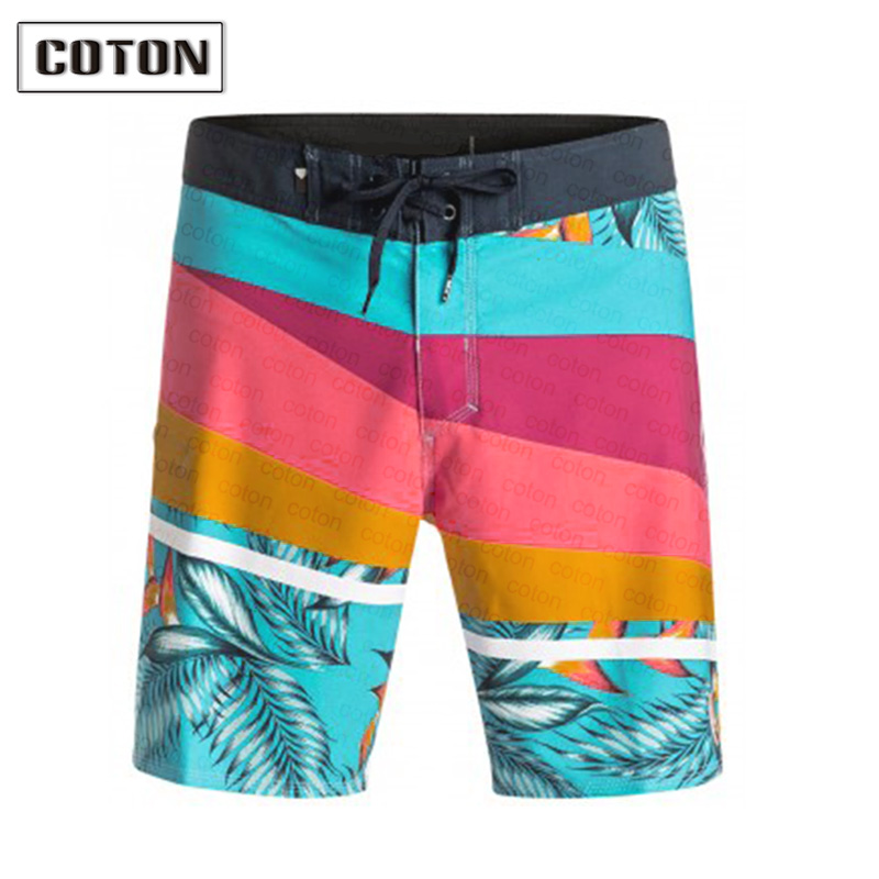 cool color changing printed designer long wholesale blank water resistant design your own custom mens swim trunks