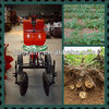 Two rows potato sowing machine
