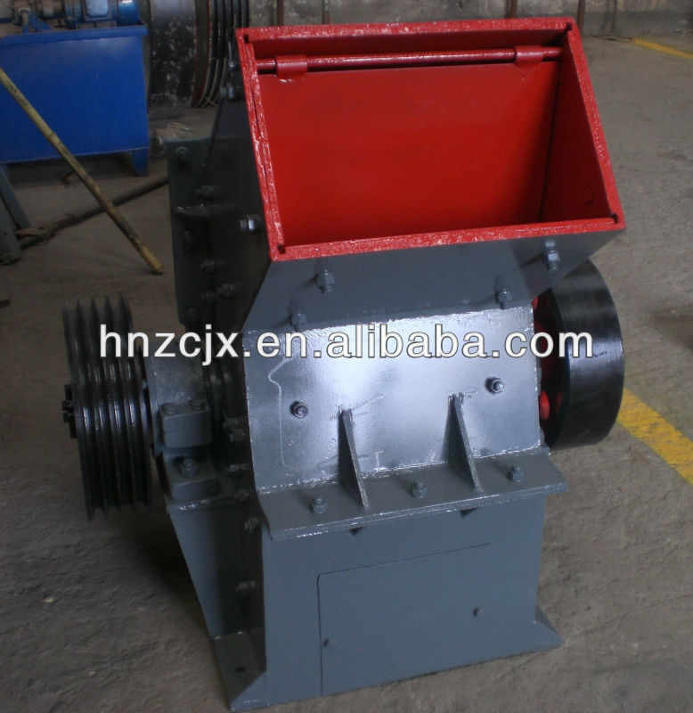 China Leading Stone Processing Machine High Efficience Hammer Crusher
