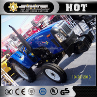 China Lutong LT454 45HP 4WD small agricultural farm tractor