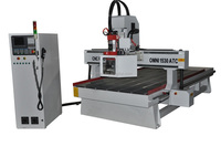 New Design cnc ATC machine with vacuum pump and dust collector