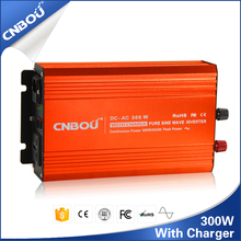 300w pure sine wave power inverter with charge