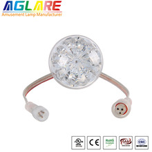 Hot sale programmable led 5050 SMD RGB pixel lights for outdoor rides