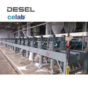 PET BOTTLES RECYCLED STAPLE FIBER MAKING MACHINERY MACHINE LINE