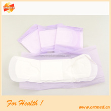 Wholesale Cotton Sanitary Pads Cheap Ladies Sanitary Napkins with Wings