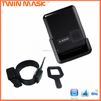 personal gps tracker for kidnapping to get the address in tracking software with Google map/calling function