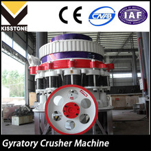 China popular gyratory crusher for mining, quarry and metallergy