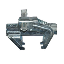 Electric Galvanized Pressed Forged Q345 steel 45 material Formwork BFD Pipe Alignment Clamp