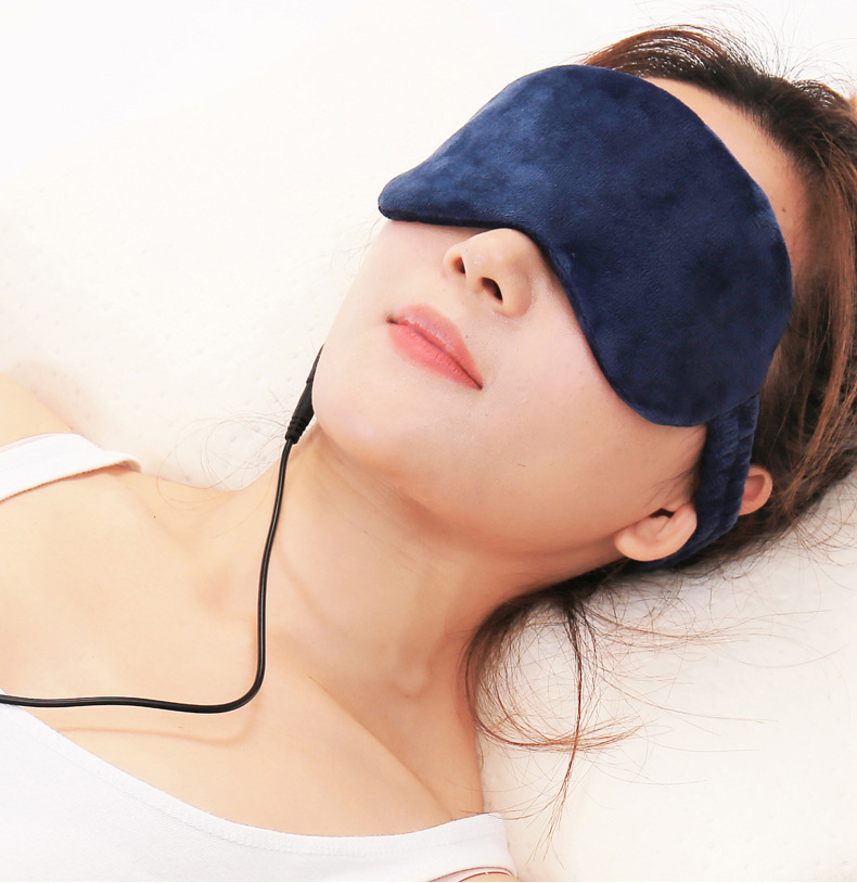 Heated Warm Temperature Control Therapeutic Treatment for Dry <strong>Eyes</strong> Hot Steam Soothing <strong>Eye</strong> Stress USB Electric Heating <strong>Eye</strong> Mask