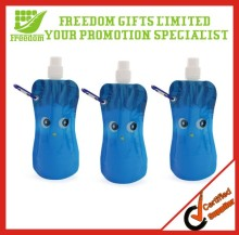 ECO-Friendly Kids Sports Customized Foldable Water Bottle