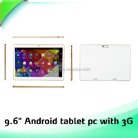 MTK 6582 qual core 9.6 inch android 4.4 handwriting tablet pc
