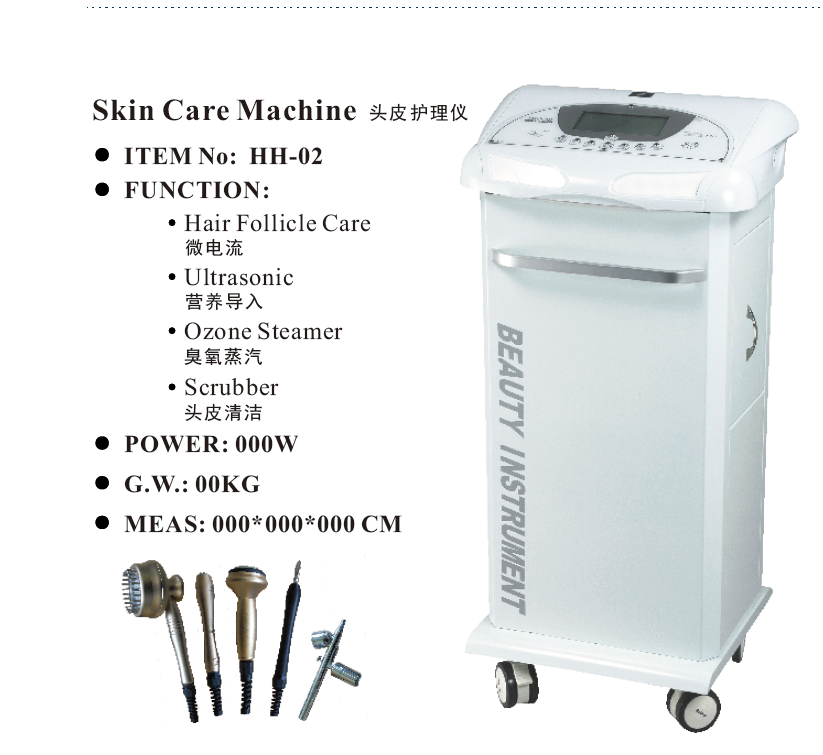 Scalp Treatment machine