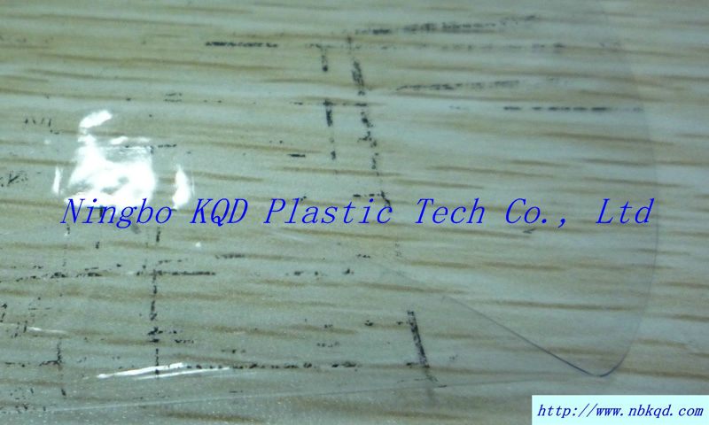 Transparent super clear pvc outdoor tent window sheet plastic film