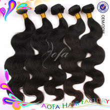 Excellent 6A grade human hair 2015 long brazilian human hair