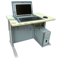 Cheap Steel Computer Student Desk Wooden Computer Table Sets Sample in our Factory