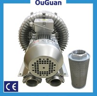 Made in China 2200W 220mbar High Pressure Suction or Aeration Blower