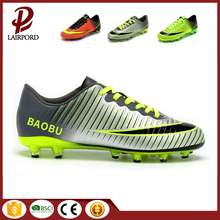 2018 New Arrival Hot Sale outdoor colorful football shoes soccer boots ventilate soccer shoes for men sport shoes 2017