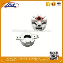 China wholesale market agents sectional industrial door hardware