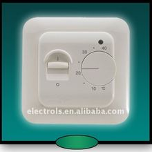 Electronic Room Thermostat for Underfloor Heating