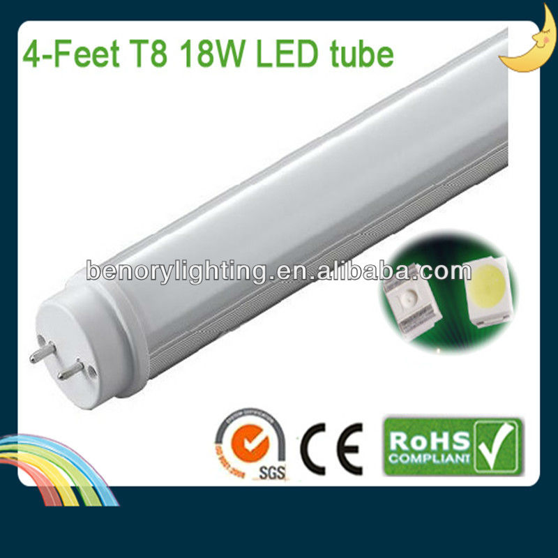Smd3528 Red Tube Sex T8 Ed Tube 18w 1200mm