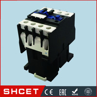 SHCET 25A USD3.50 CE EAC certificated LC1-D/CJX2-D AC contactor