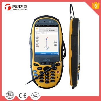 Handheld GPS Supports 1-3m Accuracy Professional GIS Mobile Mapping