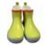 Girls Cheap Waterproof Elastic Soft Rubber Rain Boots