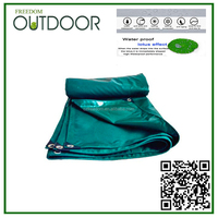 poly tarp hdpe fabric