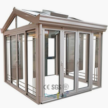 Cheap Sunroom Aluminum Outdoor Porch Enclosures Glass House