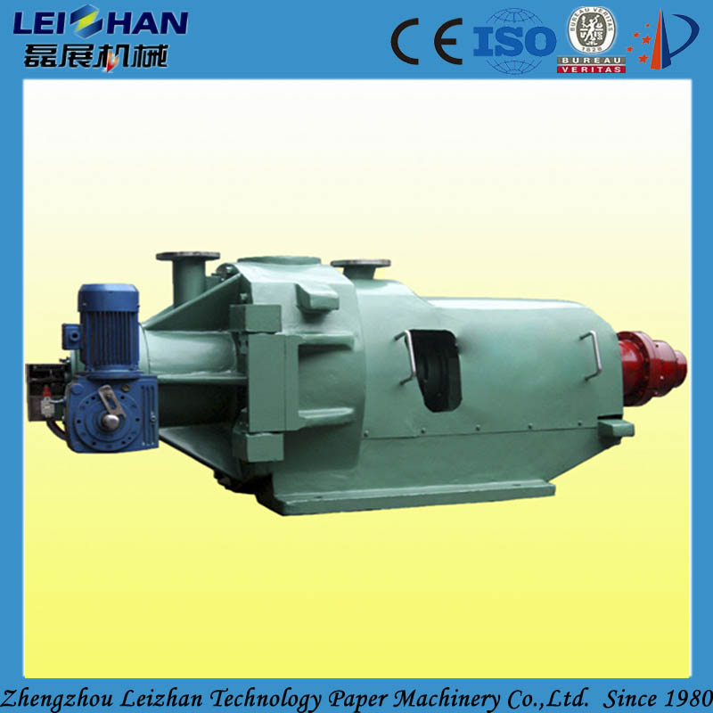 Waste paper recycling production line paper pulp refiner