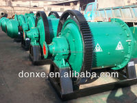 high Energy Saving gold Ball Mill with AC motor SKF bearing