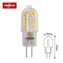 PC/Ceramic LED g4 light bulb, led g4 12v, led lamp g4 light