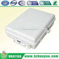 alibaba sign in Fiber optic distribution box/cabinet & Splitter water proof ip65 power distribution box for FTTH