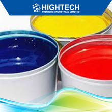 Soybean vegetable ECO quick dry offset printing ink
