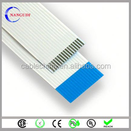 China new 0.3mm to 1.27mm pitch ffc cables