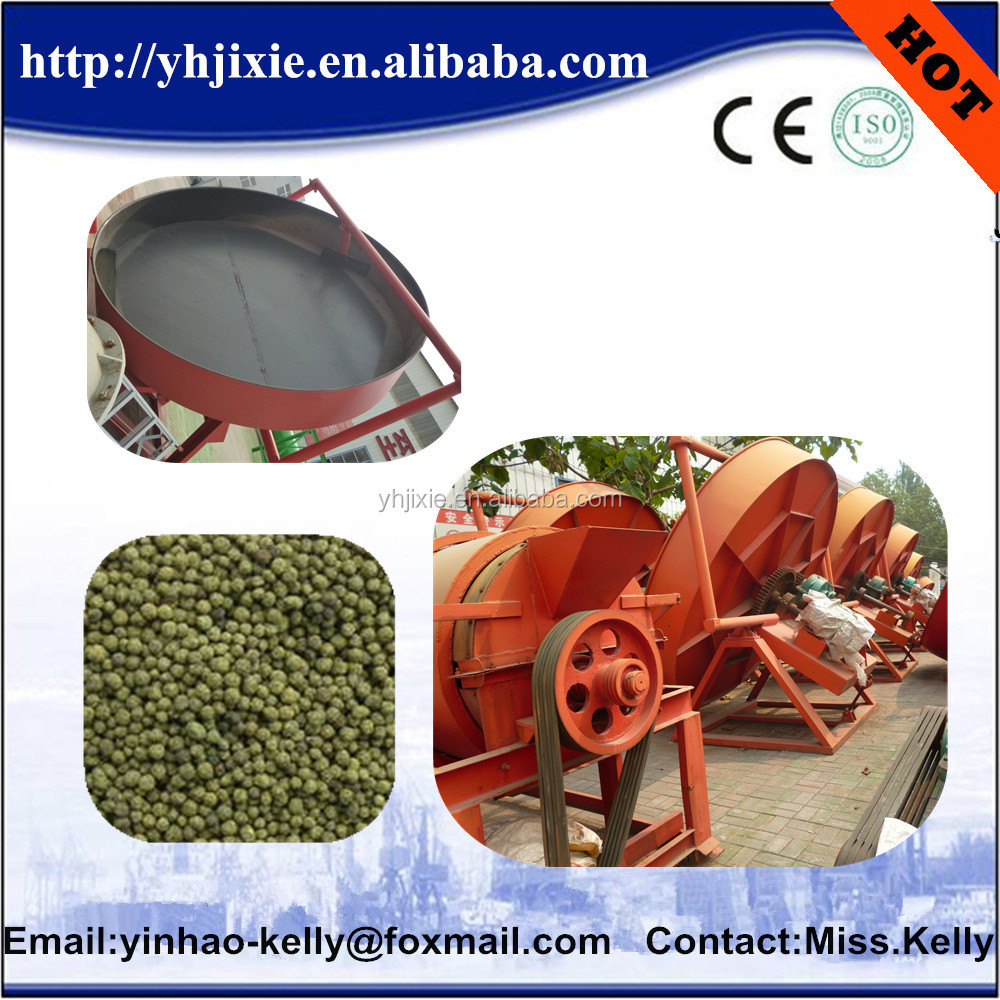 Horse manure/cow dung compost pellet making machinery/plant