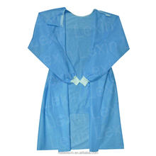 Sterile Disposable Standard Hospital Surgical Gown SMS