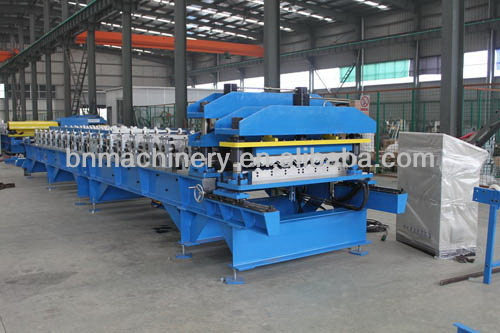 Roll Forming Machine For Metal Roofing Tiles/Roll Forming Machinery For Roofing Sheets