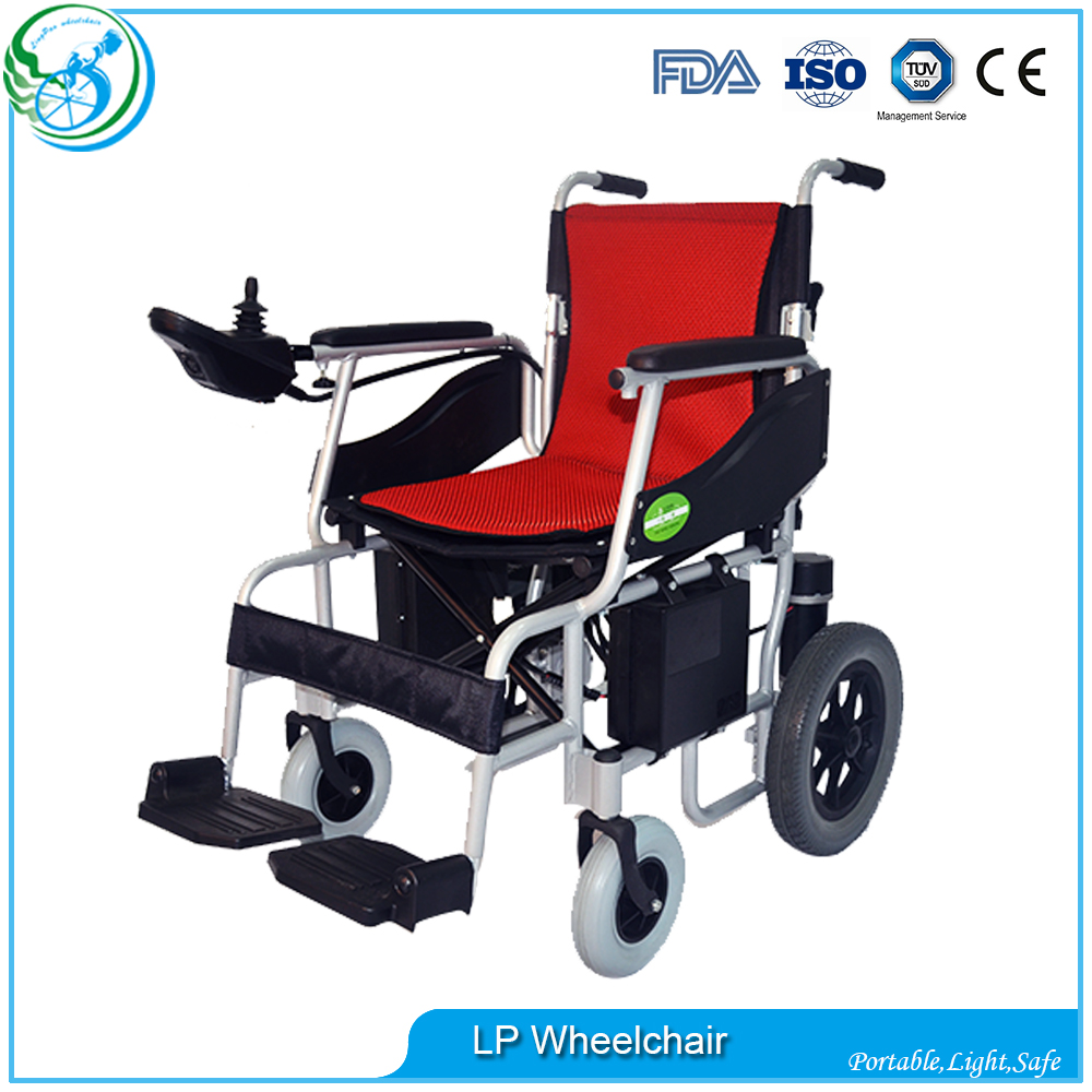 Cheap price lightweight commode electric wheelchair buy for Cost of motorized wheelchair