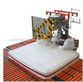 Resta H-304 Tape Edging Machine - Mattress