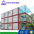 Modern container homes steel frame house living container house