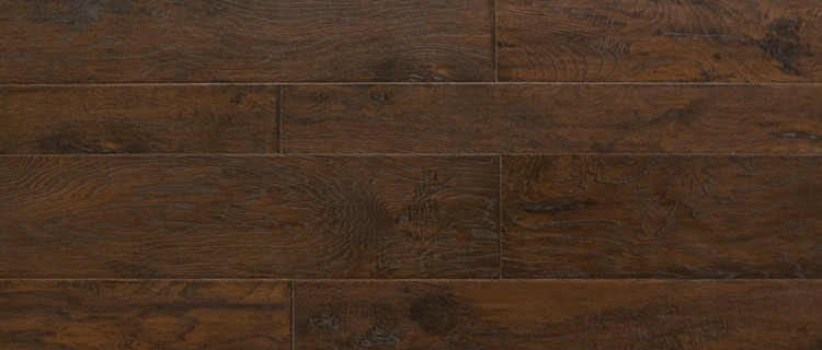 Powerful Texture Black Oak wooden easy Click laminated flooring