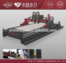YC Factory Supply Popular thick stainless steel plasma cutter