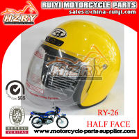 New Model Carbon Fiber Half Face Helmet For Sale Motorcycle Helmet Safety Helmet