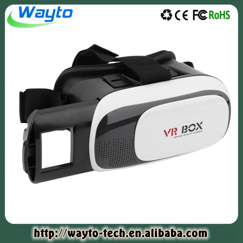 Video Sex 2.0 Vr Case 3D Glasses
